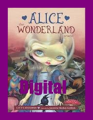 Alice in wonderland digital guidebook and instructions
