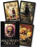 The halloween oracle deck guidebook instructions witchcraft wicca pagan