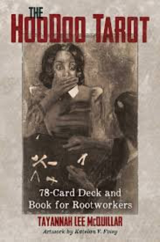 The Hoodoo tarot guidebook instructions
