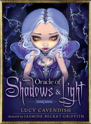 Oracle of shadows and light guide book instructions