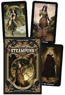 Steampunk Tarot guidebook and instructions witchcraft wicca pagan oracle