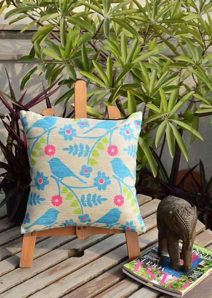 The Bird Song Cushion Cover