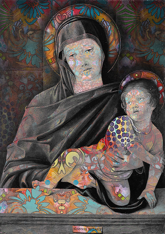 Madonna and Child Fine Art