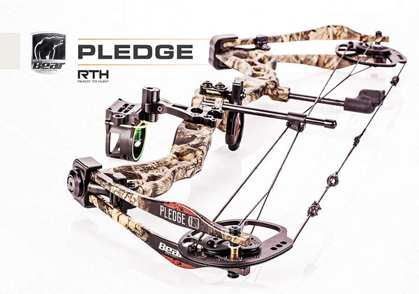 Bear Archery Pledge Compound Bow