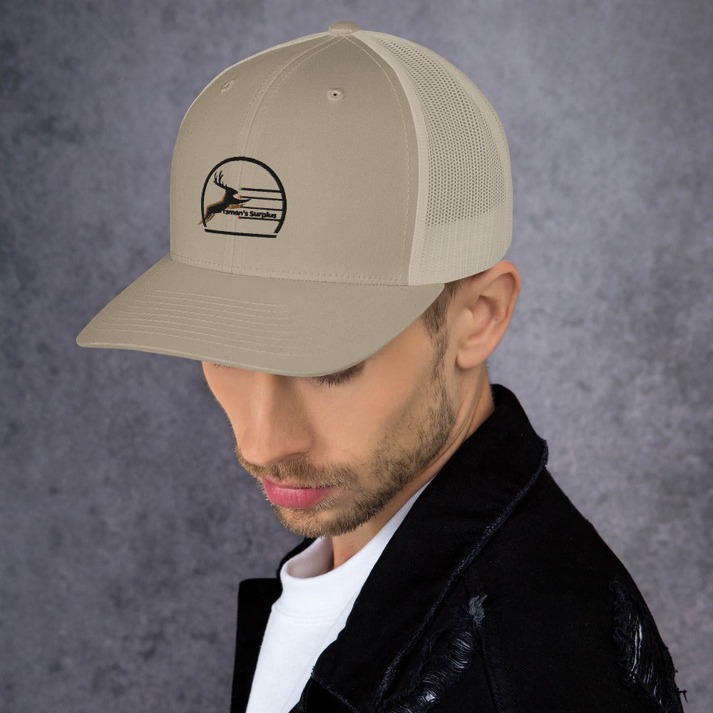 Sportsmans surplus hat