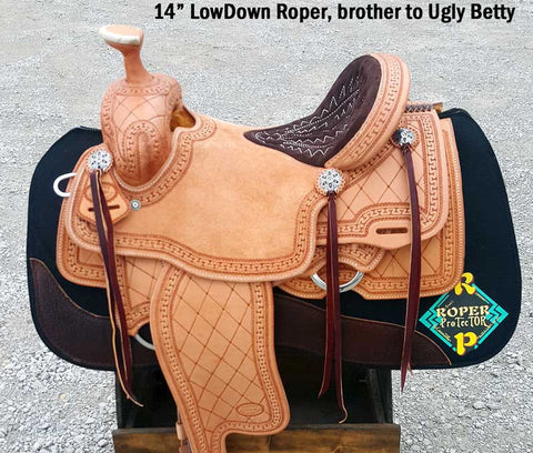 LOW DOWN ROPER > Deposit to Schedule Saddle