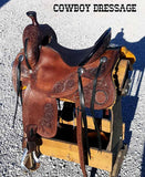 Cowboy Dressage > Deposit to Schedule Saddle