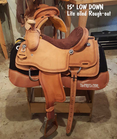 2019 Low Down Roper > Deposit to Schedule saddle