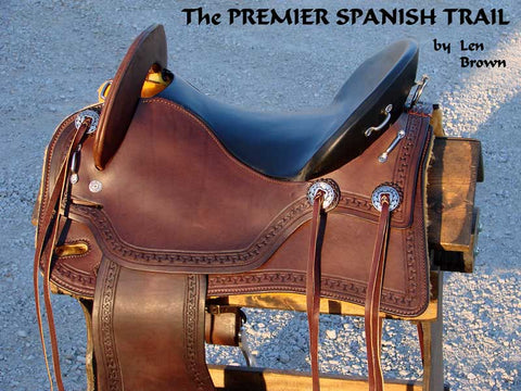Premier Spanish Trail > Deposit to Schedule Saddle