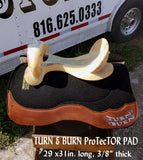 Turn-n-Burn ProTecTOR w/Balance Shims (includes liner pad)