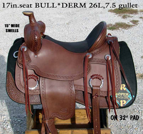Bull Derm > Deposit to Schedule Saddle