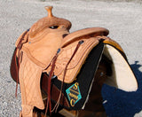 Low Down Calf Roper > Deposit to Schedule  Saddle