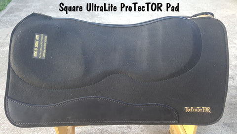 Square UltraLite ProTecTOR Pad with Balance Shims