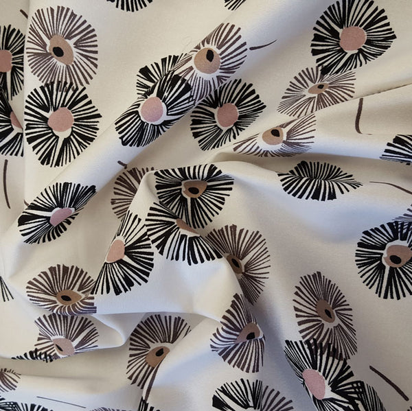 Cotton Sateen Fabric