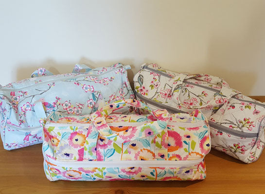 Knitting Bags and Needle Cases