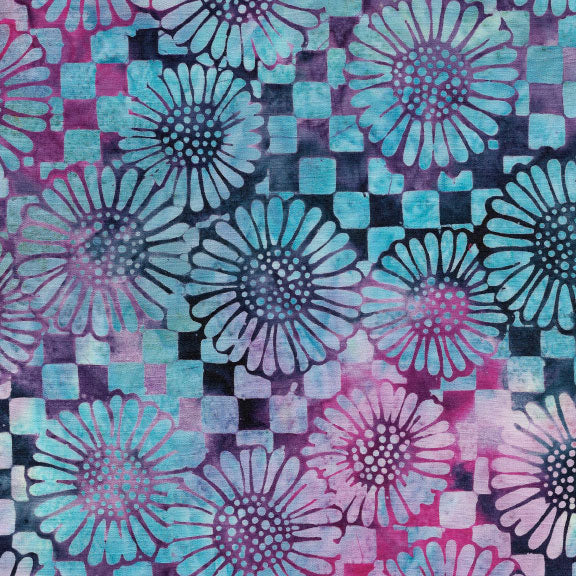 Batik Patchwork Fabric