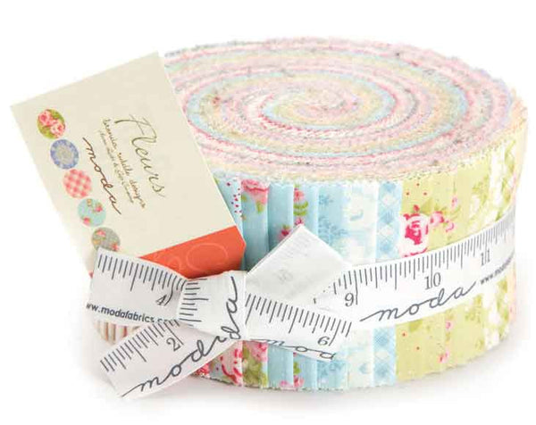 Jelly Rolls and Pre-cut Fabric