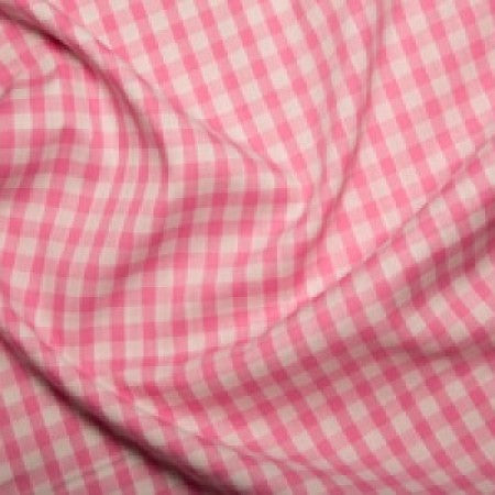 Gingham/Check Fabric