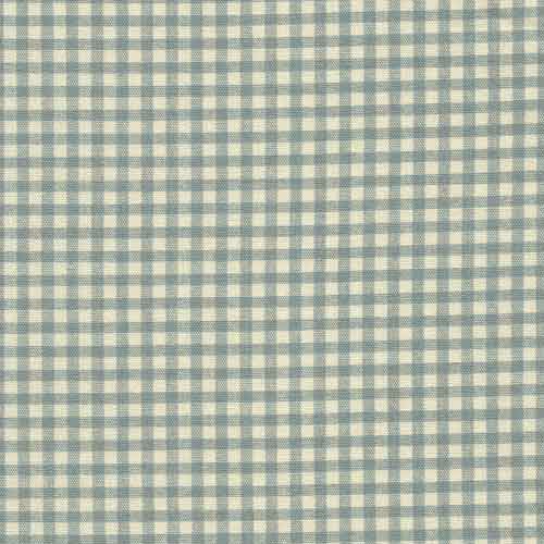 Cotton Canvas 91255 Grey Check - The Fabric Bee