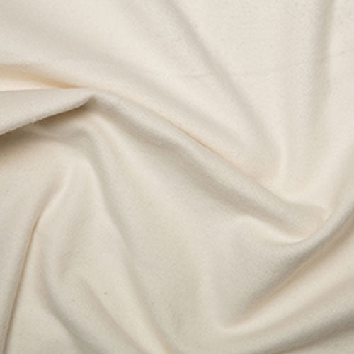 Brushed Cotton Flannel Cream