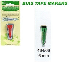 "Clover 6mm (1/4"") Bias Tape Maker - The Fabric Bee"