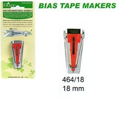 "Clover 18mm (3/4"") Bias Tape Maker"