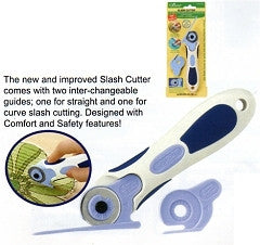 Clover Slash Cutter - The Fabric Bee