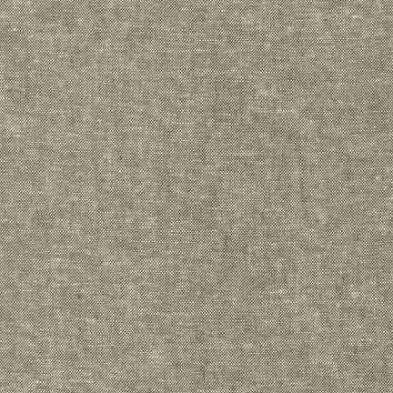 Essex Yarn Dyed Linen/Cotton Blend Olive E064-1263 - The Fabric Bee