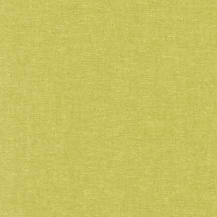 Essex Yarn Dyed Linen/Cotton Blend Pickle E064-480 - The Fabric Bee