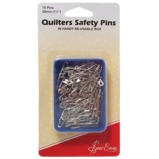 Quilter's Safety Pins ER304 - The Fabric Bee