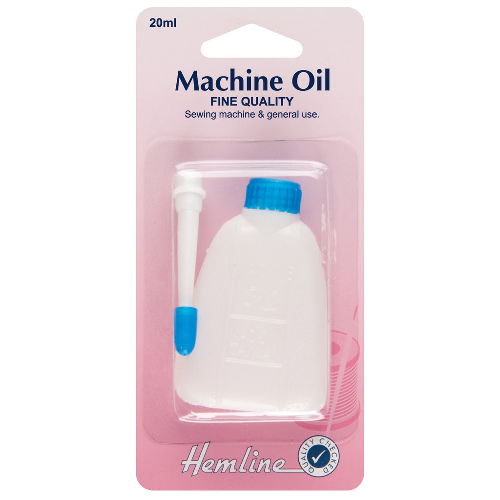 Sewing Machine Oil H155 - The Fabric Bee