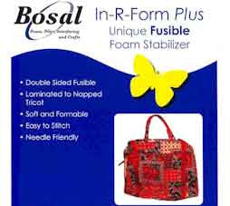 Bosal In-R-Form Fusible Foam Stabiliser - The Fabric Bee