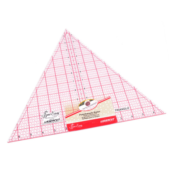 "Sew Easy 90 Degree Triangle 7.5"" x 15.5"" NL4173 - The Fabric Bee"