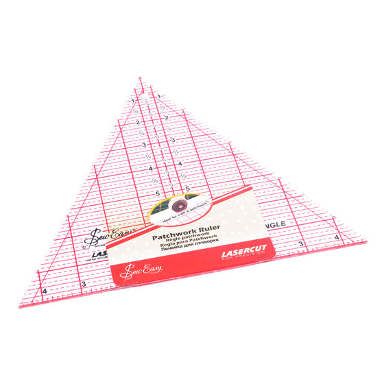 "Sew Easy 60 Triangle 8"" x 9.25"""