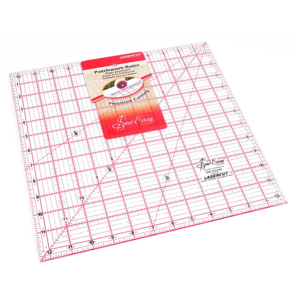 "Easy Ruler 12.5"" x 12.5"" NL4178"