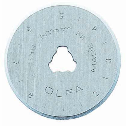 Olfa 28mm Spare Blade (x2) - The Fabric Bee