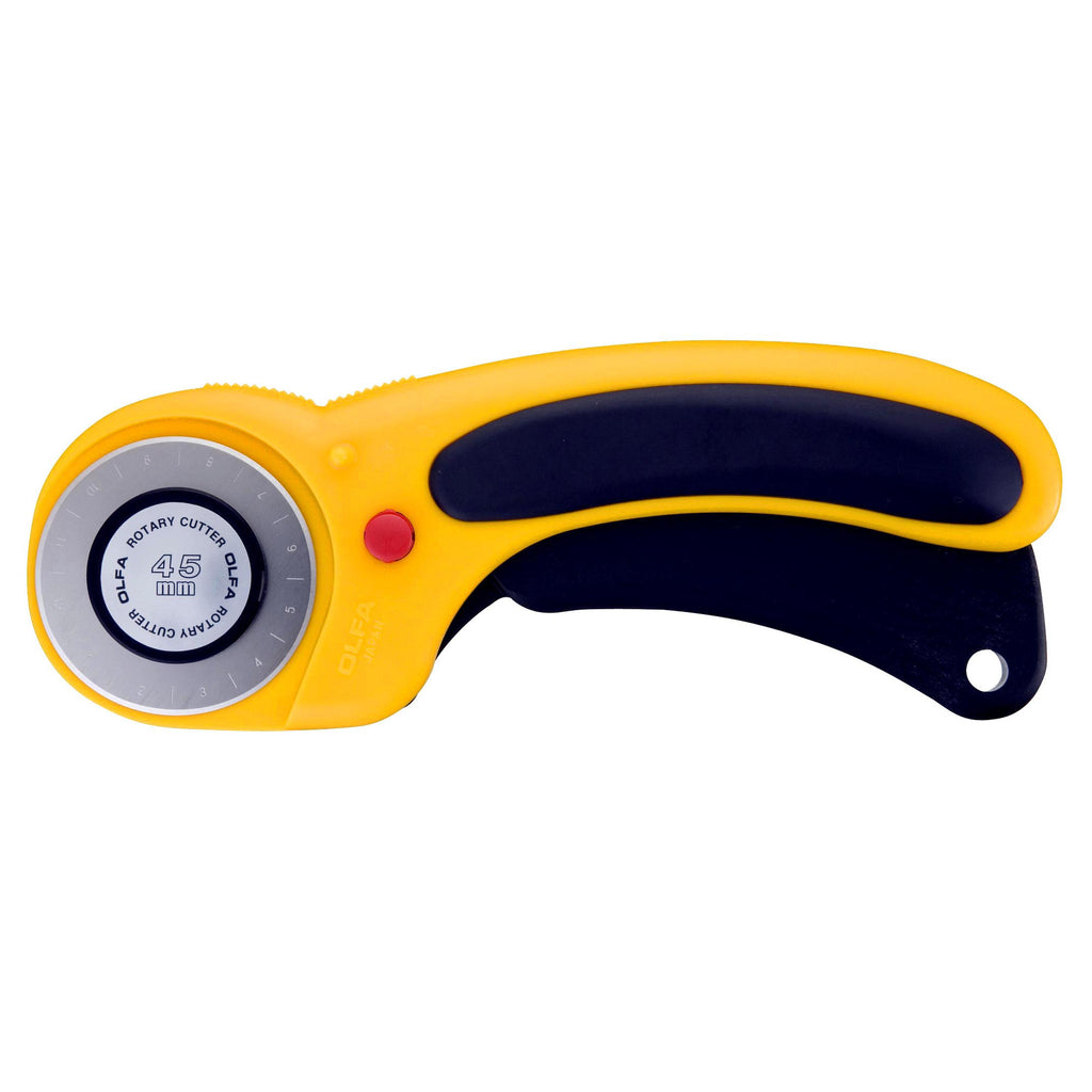 Olfa Deluxe 45mm Rotary Cutter - The Fabric Bee