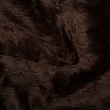 Fur Fabric Brown - The Fabric Bee