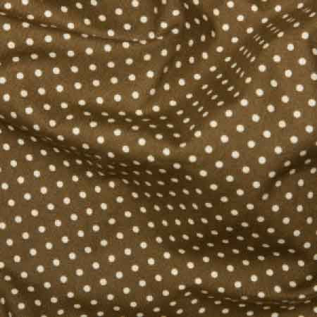 Cotton Poplin CP0009 3mm Bark Spot