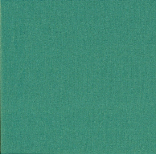 Makower Spectrum Plain Fabric Teal T63 F3919