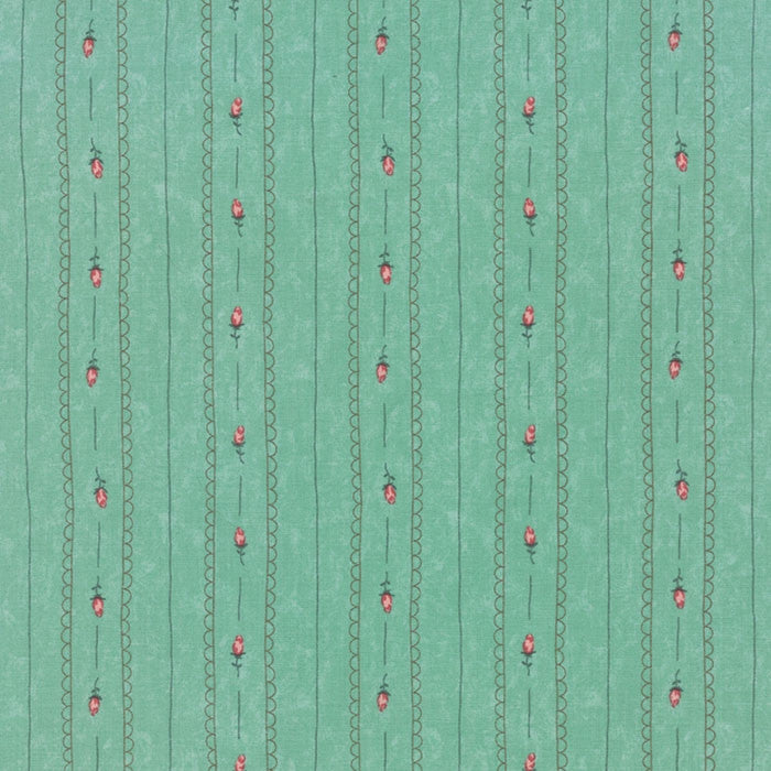 Moda Fabric Rambling Rose F4595 - The Fabric Bee