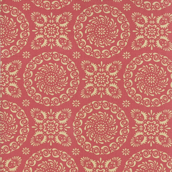 Moda Fabric Rambling Rose F4609 - The Fabric Bee