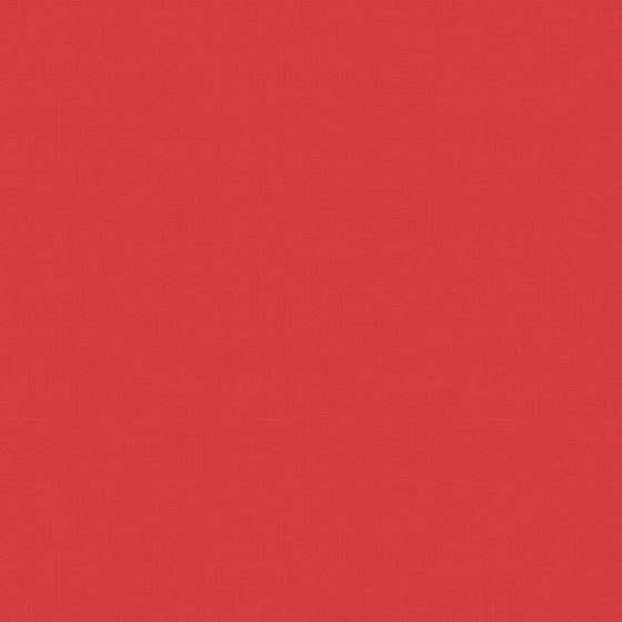 Makower Linen Texture Red 1473/R F4840