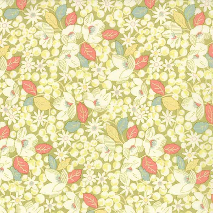 Moda Strawberry Fields F5412 - The Fabric Bee