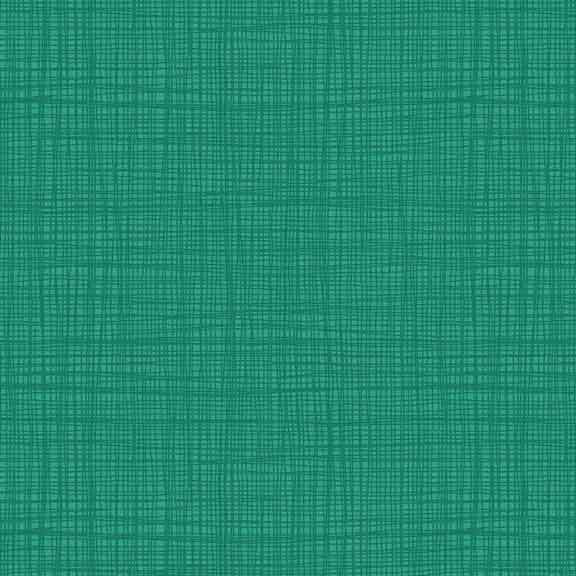 Makower Linea Teal 1525/T6 F5600 - The Fabric Bee