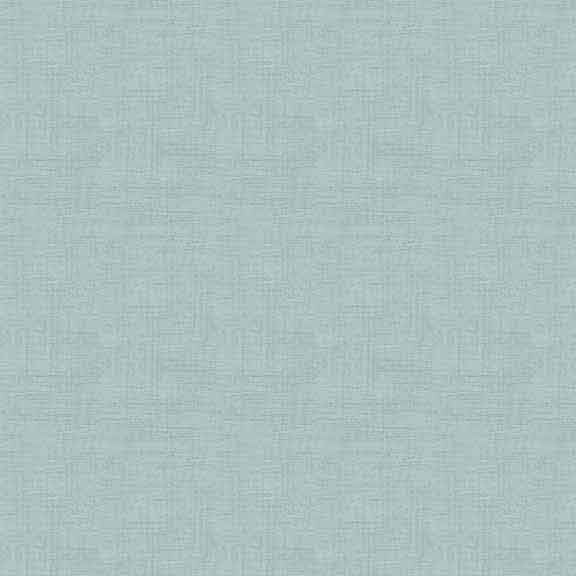 Makower Linen Texture Duck Egg 1473/B4 F5637 - The Fabric Bee