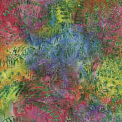 Makower Island Batik 690 F5708 - The Fabric Bee