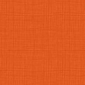 Makower Linea Pumpkin 1525/N5 F5756 - The Fabric Bee
