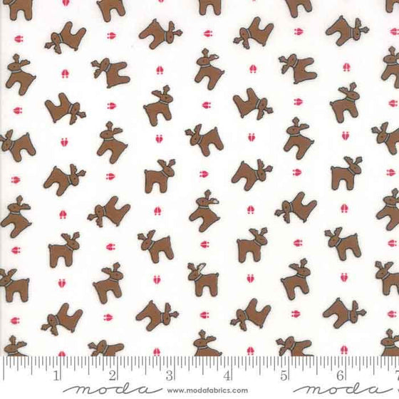 Moda Sugar Plum Christmas Collection F6041 - The Fabric Bee
