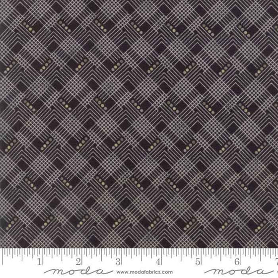 Moda Maven patch working and quilting fabric collection Basic Grey